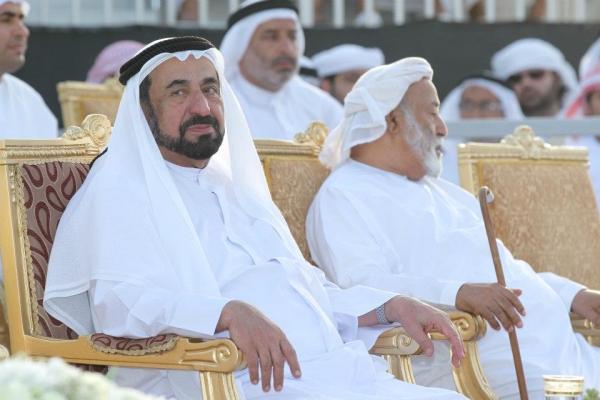HRH-Dr.-Sheik-Sultan-bin-Mohammed-Al-Qasimi-Kalba-Eco-Project-Madame-Sabine-Balve