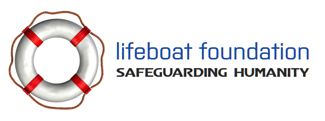 white-lifeboat-foundation-logo-futurist-Madame-Sabine-Balve