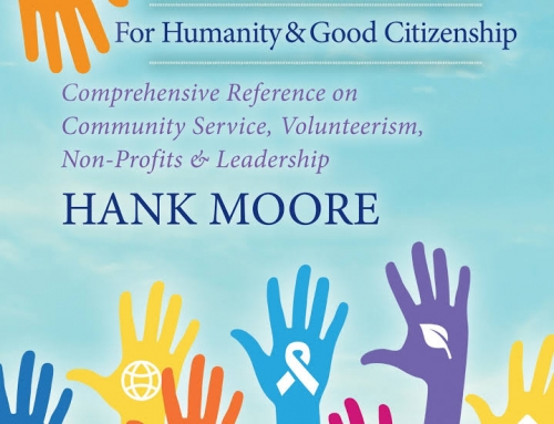 Honored to be listed as Non-Profit Legend for Humanity & Good Citizenship in America. Comprehensive Reference on Community Service, Pulitzer Prize listed Book Author Hank Moore