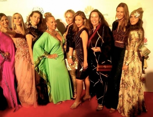 Arab Fashion Week, Exclusive VIP Gala dinner with Madame Sabine Balve