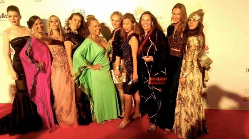 Arab Fashion Week, Exclusive Gala Dinner with Madame Sabine Balve