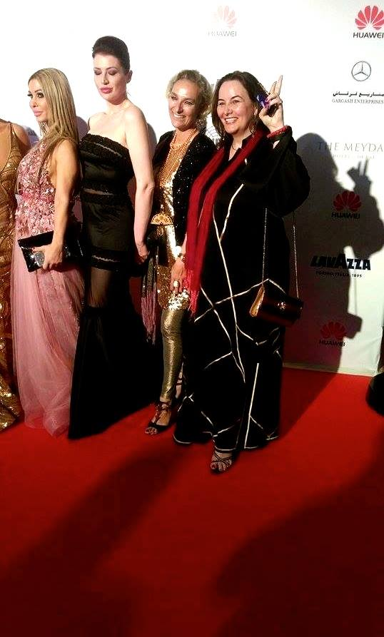 Arab Fashion Week, Exclusive Gala with Madame Sabine Balve